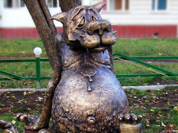 Памятник счастью - Томск