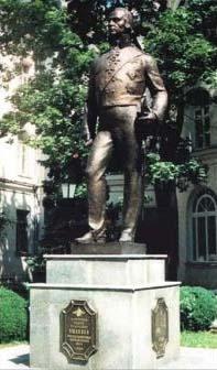 Памятник Ушакофу Ф.Ф. - Севастополь