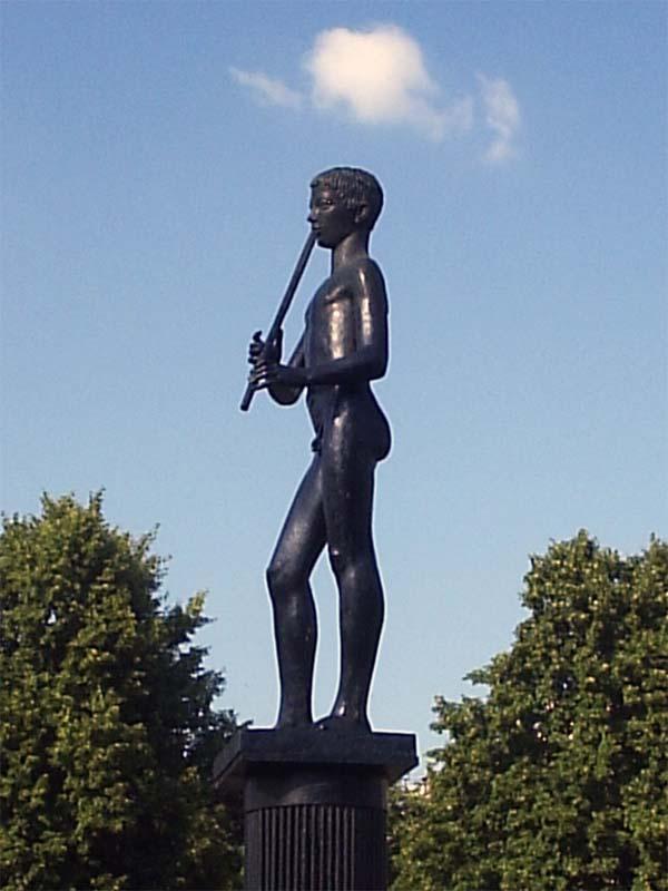 Памятник кураю - Уфа