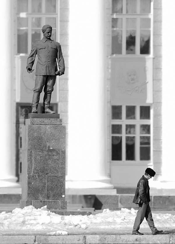 Памятник Орджоникидзе - Уфа