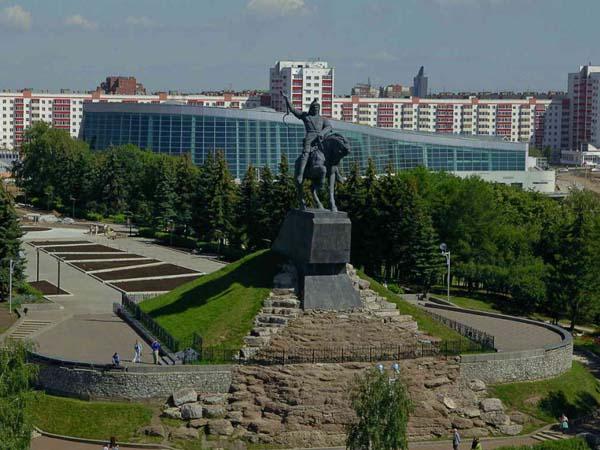 Памятник Салавату Юлаеву - Уфа