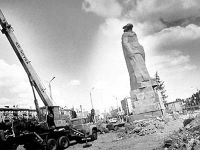 Памятник Сказ об Урале - Челябинск