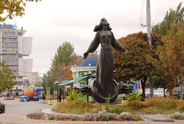 Памятник Ростовчанка (г. Ростов-на-Дону)