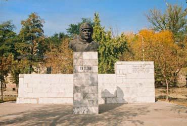 Памятник Седову Г.Я. (г. Ростов-на-Дону)
