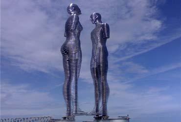 Памятник Любовь