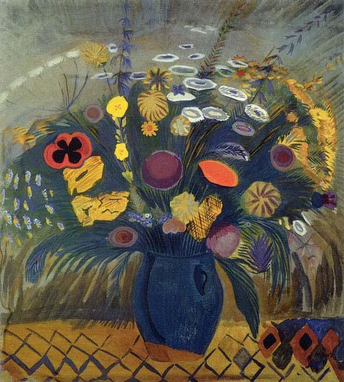 Цветы Калаки - М. Сарьян 1914