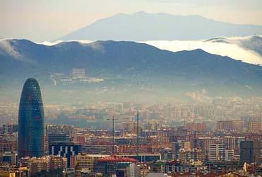 Небоскребы мира (Барселона)