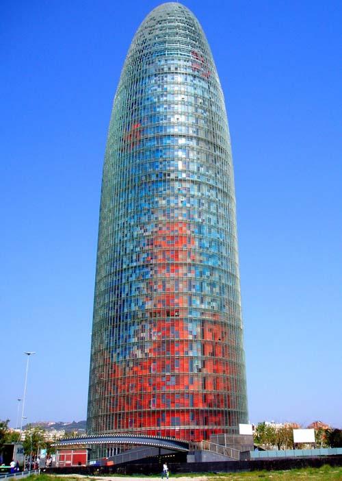 Небоскребы мира - Торре Агбар (Барселона)
