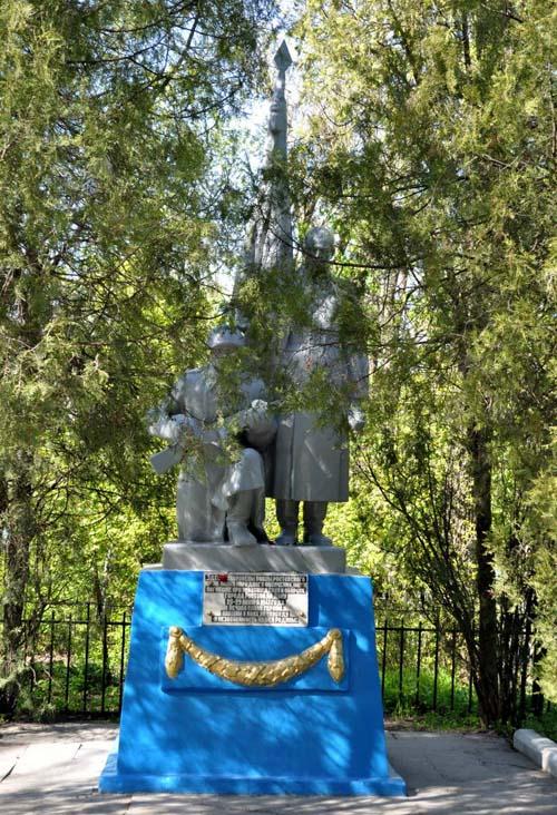 Памятник воинам (г. Ростов-на-Дону)