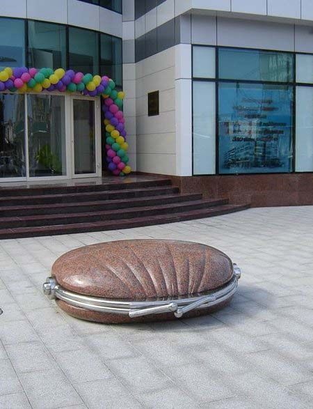 Памятник кошельку - Краснодар