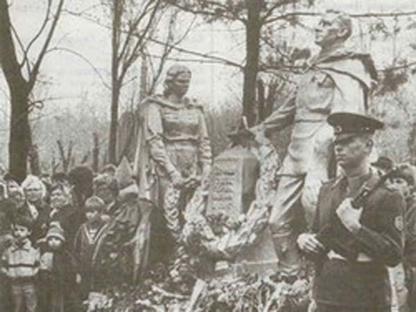 Мемориал погибшим - Омск Северное