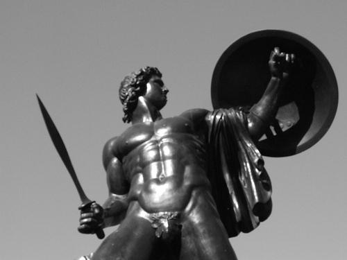 Памятник Ахиллесу - Лондон