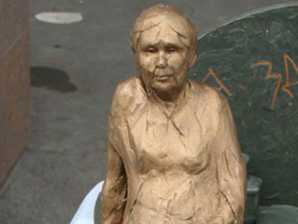 Памятник Арине Родионовне - Омск