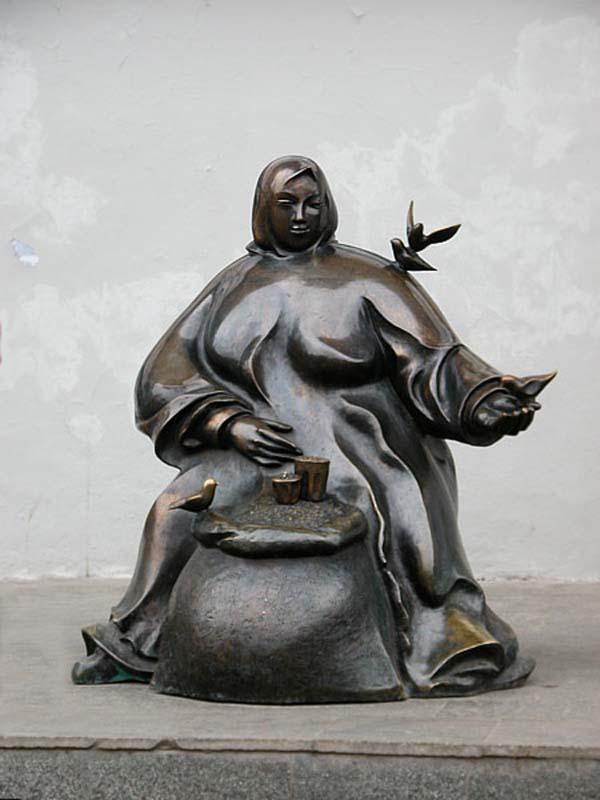 Памятник малому предпринимательству - Минск