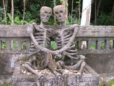 Памятник вечной любви - Нонг Кхай