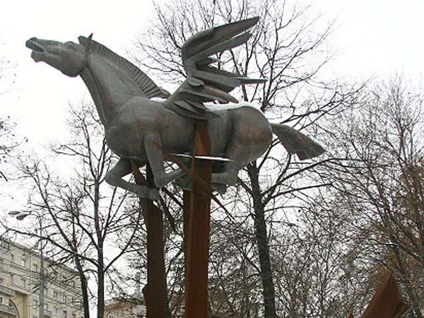 Памятник интеллигенции - Москва