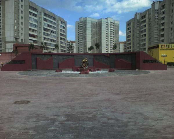 Памятник солдату Отечества ХХ века - Москва