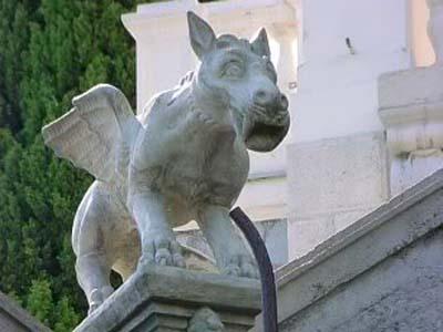 Барельеф дворца - Ливадия
