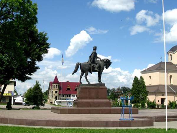 Памятник Галицкому