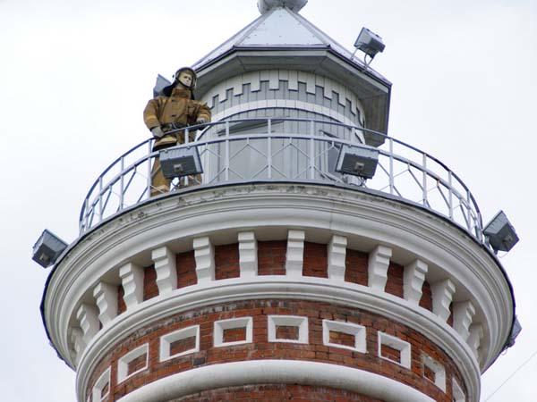 Пожарная каланча в Омске