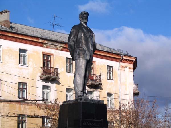 Памятник Маяковскому В.В. - Дзержинск