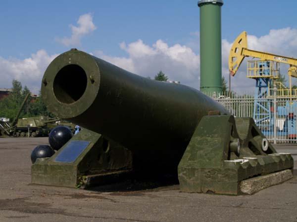 Царь-пушка - Пермь