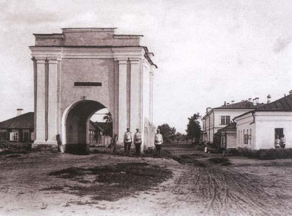 Тарские ворота - Омск