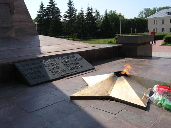 Обелиск Славы - Тольятти