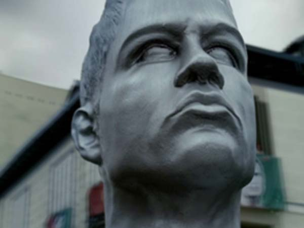 Памятник Криштиану Рональдо