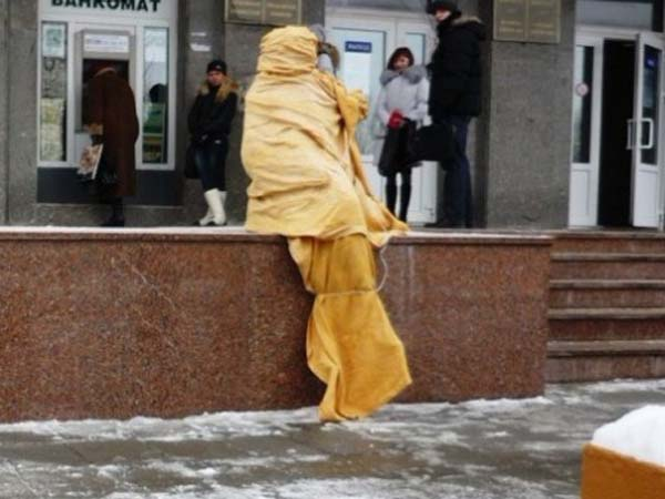 Памятник студентке - Гомель