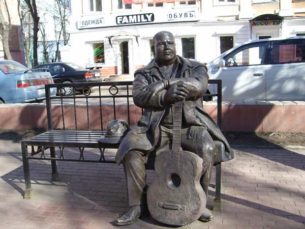 Памятник Михаилу Кругу - Тверь