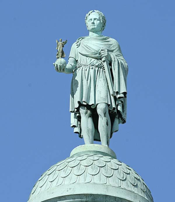 Вандомская колонна - Париж