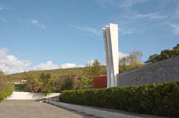 Мемориал защитникам Анапы