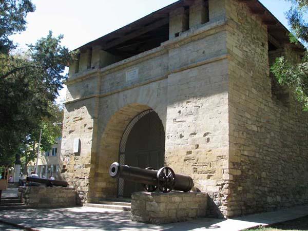 Русские ворота - Анапа