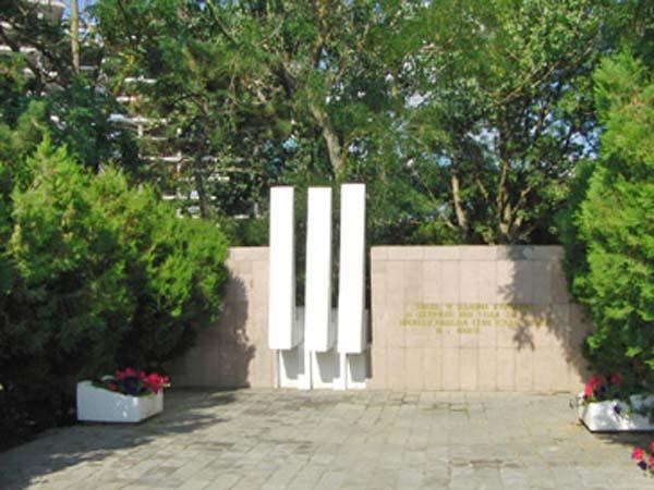 Памятник власти в Анапе