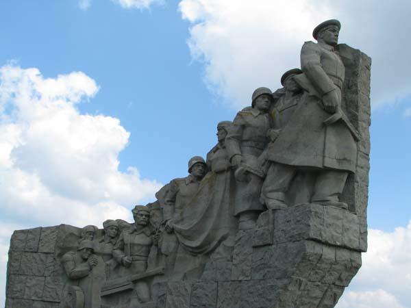 Мемориал славы Самбекские высоты