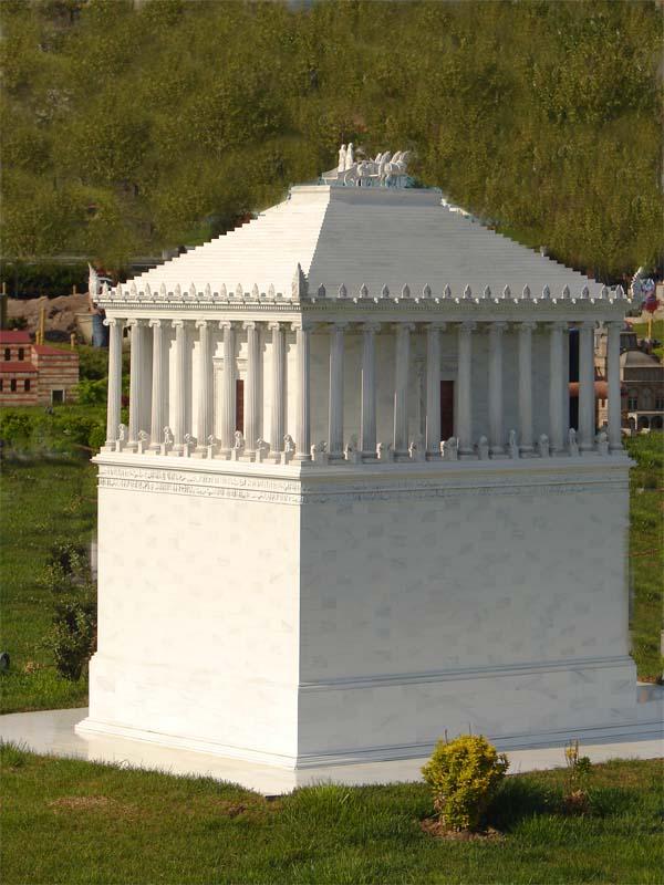 Галикарнасский мавзолей в Стамбуле