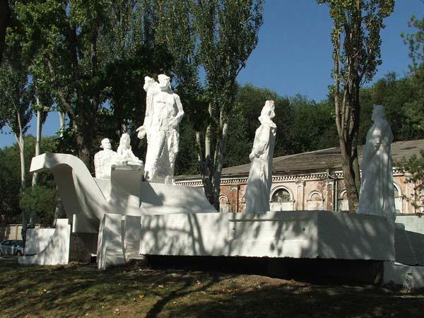 Памятник Степану Разину в Ростове-на-Дону