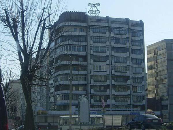Реконструкция фасадов памятников архитектуры в Костроме