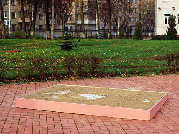 Памятник доктору Айболиту в Витебске