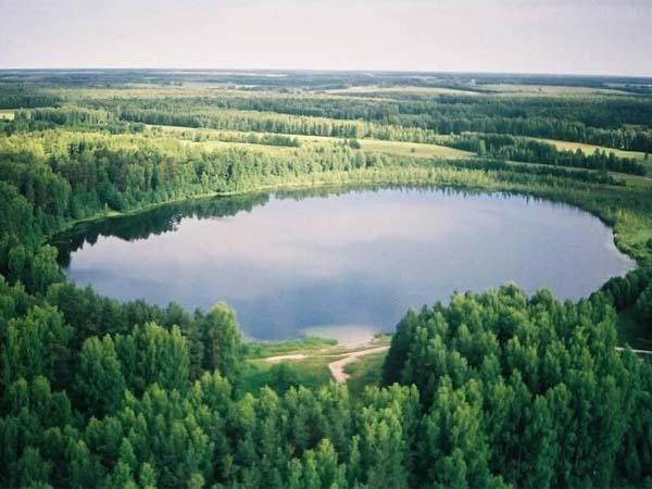 Озеро Светлояр - загадка современности