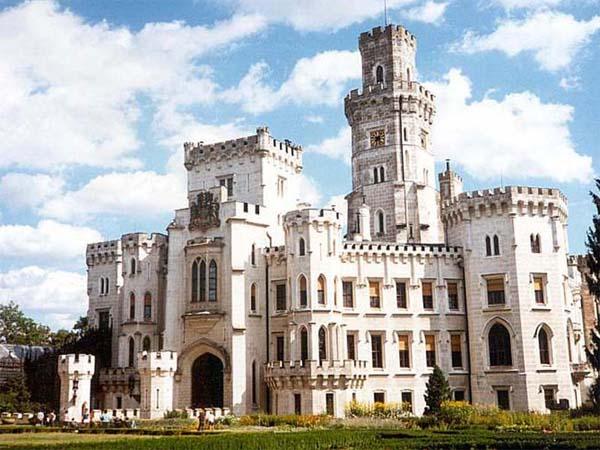 Виндзорский замок - история королевской династии