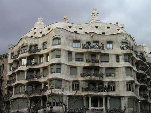 Гауди - сказочный архитектор