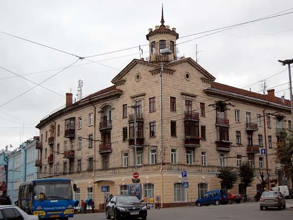 Калейдоскоп истории - Черновцы
