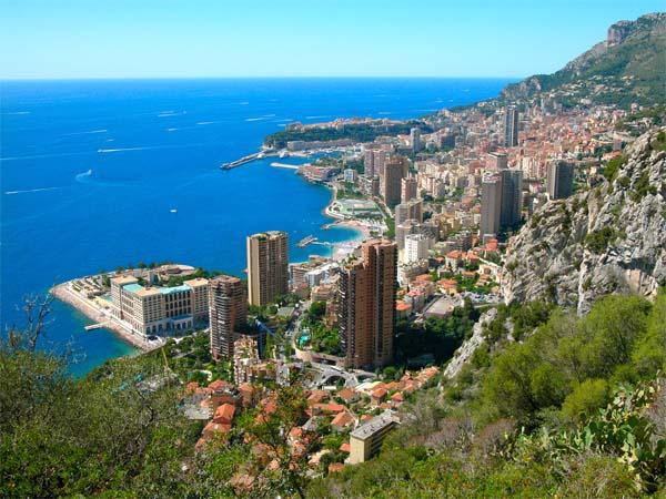 Монако – средиземноморская жемчужина