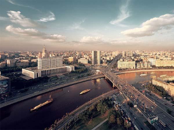 Москва - что новенького?