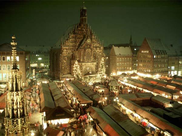 Нюрнберг - баварская столица
