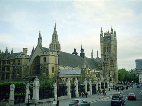 Вестминстер - гордость английской короны