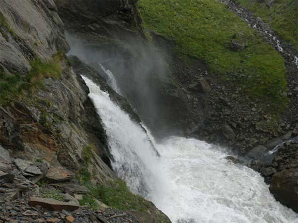 Водопад Чараур