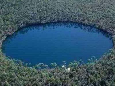 Черная Дыра острова Андрос